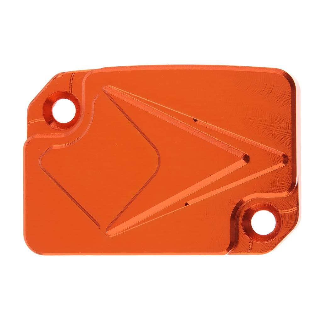 KESOTO CNC Vorne bremsbeh/älterdeckel Bremsfl/üssigkeitsbeh/älter Abdeckung F/ür KTM Duke 125 200