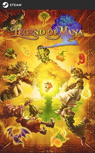 Poster. Legend of Mana