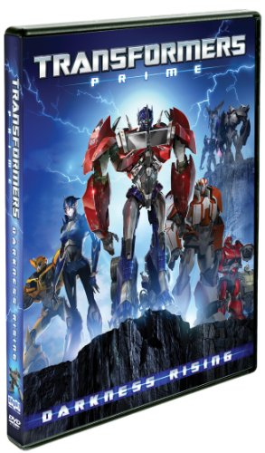Transformers: Prime - Darkness Rising (Optimus Prime Movie)