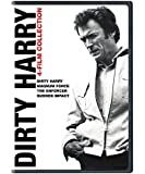4 Film Favorites: Dirty Harry Collection (Dirty Harry / Magnum Force / The Enforcer / Sudden Impact) [Import]