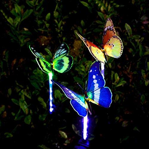 Butterfly Outdoor Solar Lights
