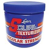 Luster's S-Curl Texturizer - Regular 16 oz. (Pack of 2)
