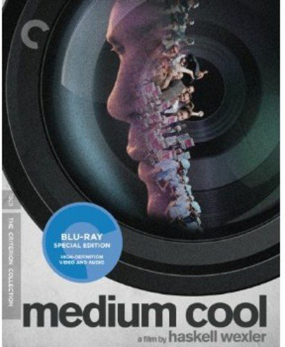 Haskell Collection - Medium Cool (Criterion Collection) [Blu-ray]