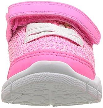 Carter's Baby Ultrex Boy's & Girl's Lightweight Sneaker, Pink, 6 M Us Toddler 3