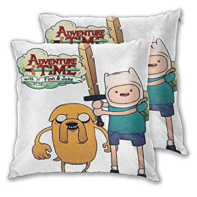 Adventure Time with Finn and Jake Outdoor/Indoor Cushions 18.5