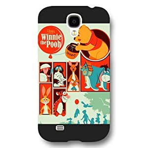 DiyPhoneDiy Disney Series Case for For Samsung Galaxy Note 4 Cover , The Little Mermaid For Samsung Galaxy Note 4 Cover , Only Fit For Samsung Galaxy Note 4 Cover (White Frosted Shell)