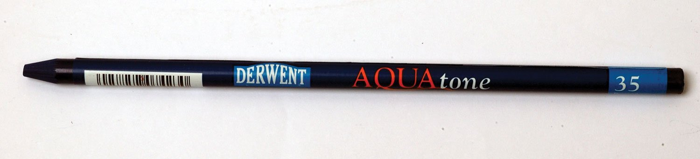 Derwent 35 Aquatone Stick - Prussian Blue