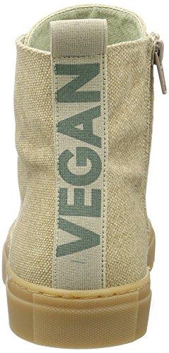 Jonny`s Vegan Olivia - Zapatillas Mujer Beige (BEIG)