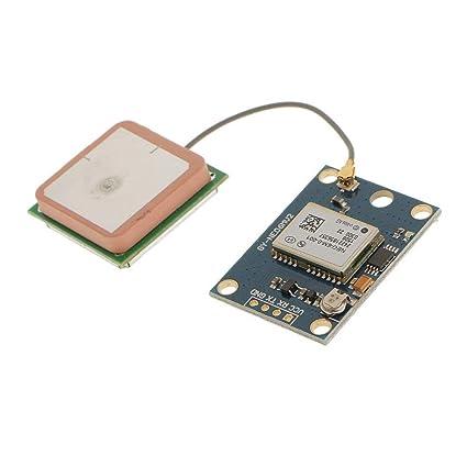 GPS/6 m Antena receptor 3 V-5 V 9600 baud Rate for Arduino ...