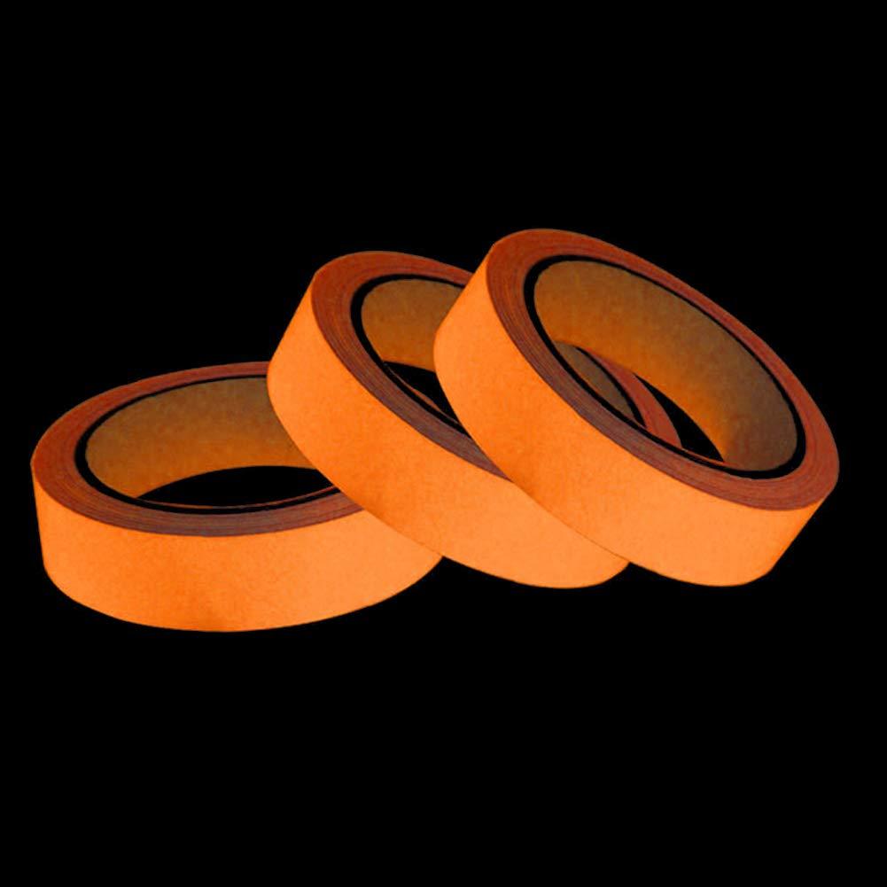 5/m creative Glowing nastro luminoso autoadesive 1/rotolo di nastro adesivo Green