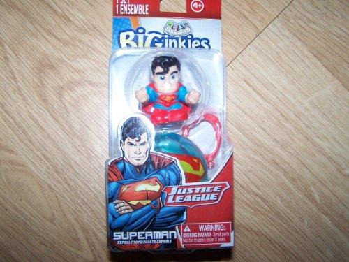 Squinkies BIGinkies Justice Superman Capsule product image