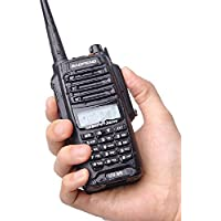 BAOFENG Waterproof IP67 Walkie Talkies UV-9R 5W Dual Band Portable two way radios
