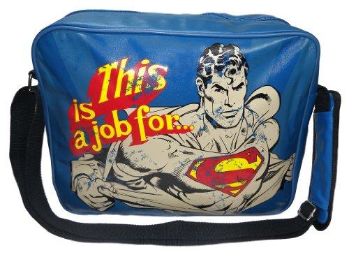 Con licenza Superman messenger bag