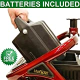 Literider Scooter, PTC, Envy Battery Pack With Batteries Installed - Golden Technologies Model#'s GL110, GL111, GL140, GL141, GP160, GP162 (18 amp)