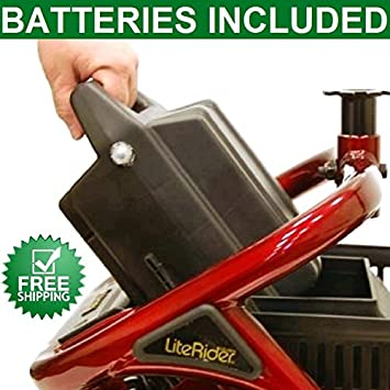 Amazon.com: Patinete Literider Ptc, Envy battery Pack con ...