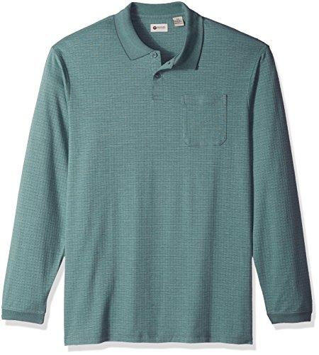 6187f6fbab5 Haggar Men s Big Tall Long Sleeve Signature Perfor - Choose SZ color ...