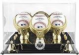 Seattle Mariners Golden Classic Three Baseball Logo Display Case