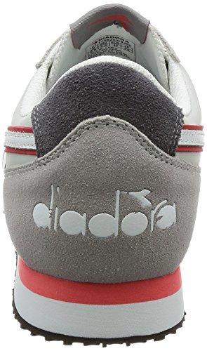 Diadora Women's K-Run W Sneaker Low Neck, Grey Grey