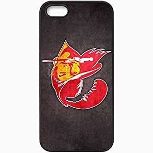 Personalized iPhone 5 5S Cell phone Case/Cover Skin Nfl Tampa Bay Buccaneers 12 Sport Black