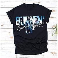 Burnin-Up-Jonas-Brothers-A Little Bit Longer Album Music Lover Gift Unisex T-shirt - Sweater - Long Sleeve - Tank Top - Hoodie -AA29