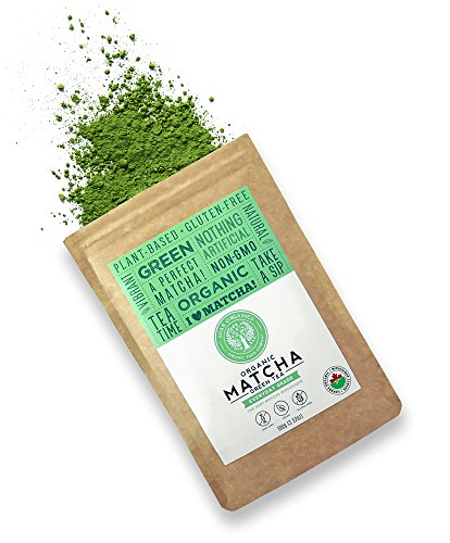 Soar Organics - Organic Japanese Matcha Green Tea Powder - Everyday Grade - ()