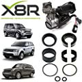 Land Rover Range Rover 06-09 Air Compressor Replacement Piston Seals Repair Kit X8r27