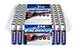aaa batteries - ACDelco AAA Batteries, Super Alkaline AAA Battery, Bulk Pack, 100 Count