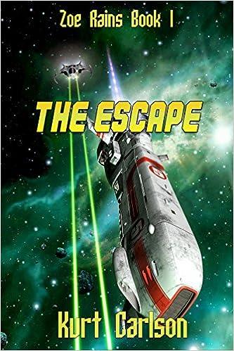 Prenota per scaricare sul kindle The Escape (Zoe Rains Book 1) B01IABR2XI PDF RTF DJVU