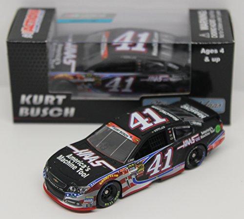 Kurt Busch Car - Kurt Busch 2014 Haas Automation Nascar An American Salute 1:64 Nascar Diecast