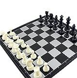 vismile Travel International Chess Set Magnetic Toys Family Games Kids Gifts