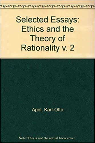 buy selected essays ethics and the theory of rationality v  buy selected essays ethics and the theory of rationality v 2 002 book online at low prices in selected essays ethics and the theory of
