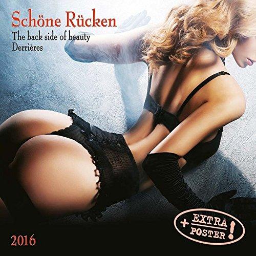 Schöne Rücken 2016: Kalender 2016 (Artwork extra)