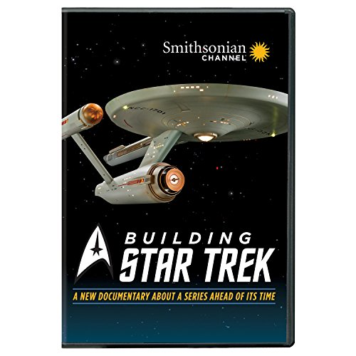 Smithsonian: Building Star Trek DVD