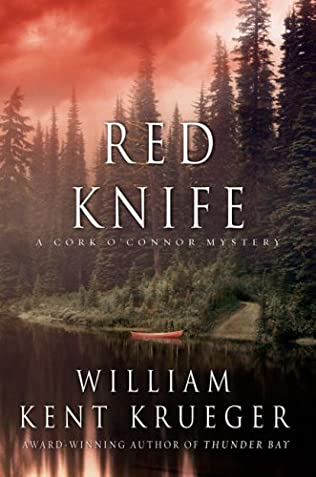 book cover of Red Knife