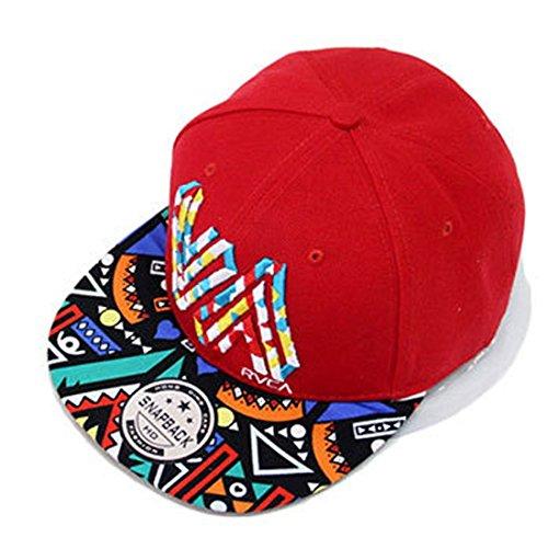 Belsen Gorra de Rojo hombre béisbol para 6wp07wUzq