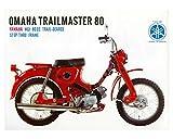 1965 Yamaha Omaha Trailmaster 80 MG1 Motorcycle