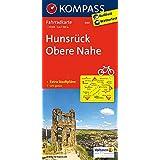 Hunsrück, Obere Nahe: Fahrradkarte. GPS-genau. 1:70000 (KOMPASS-Fahrradkarten Deutschland, Band 3061)
