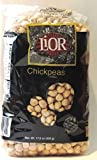 Lior Chickpeas Premium All natural Quality KFP 17.6 Oz. Pack Of 3.