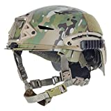 AIRSOFT BUMP TYPE HELMET MULTICAM MTP ABS MARSOC USSF OPS CORE