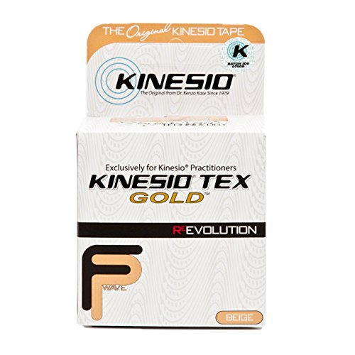 Kinesio Tex Gold Joint Support Bandage,2 Inch x 16.4 Feet, Beige