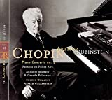 Rubinstein Collection, Vol. 69: All Chopin: Concerto No. 2, Fantasia on Polish Airs, Andante spianato & Grande Polonaise