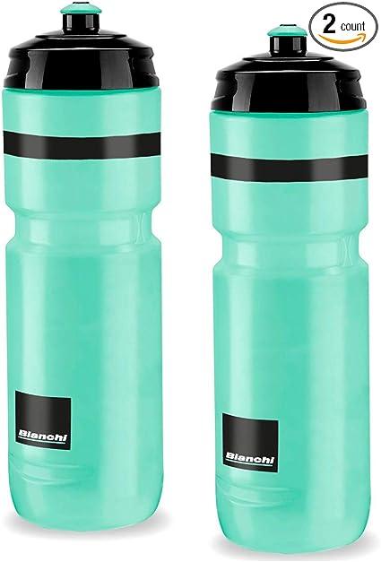 Square Design 600ml Celeste Elite Bianchi Loli Water Bottles 800ml