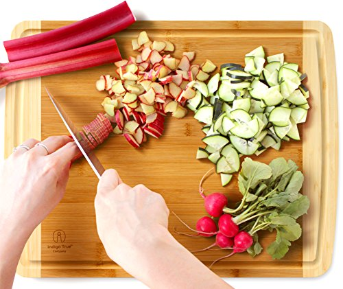 Extra Large Bamboo Cutting Board for Kitchen with Juice Groove - 17.5 x 13.5 x 0.75 inch 3 <p>BEST CUTTING BOARDS FOR KITCHEN & FOR YOUR KNIVES! ❤️Jumbo oversize design bread cutting bosrd cutlery cuttig cutting bords cuttimg curting cuttinf cutting bored mothers day kitchen cuting cutting boad cuttting cutting broad cuttong personalized baboo cutting bpard non slip woodcutting bambo cutting citting cuttibg cutting boarf mothers day cutting briskit cutting cutting valentines day cuttingg cuttng wood cuting wood cutring wood cuttig cutting boads cuttong cuttung wooden cuttin wooden cutting boatd bamboo cuting bamboo cuttimg bamboo cutting bosrd briskit cutting catting chopping light weight chopping one hand cutitng cuttibg cuttign anti slip cutting latge cutting woode cutting xl xxlarge light weight dont slip cutting obard cuttinng cuttung set woden cutting wood cutting biard wooden cuting woodwn cutting cutting baord cutting borad most popular items on amazon todays deals lightning deals cutring toaster ovens best rated cool stuff for women tabla para picar cocina accesorios nsf cutting boatd cutting boar cutting boars heavy duty choice cuttingboard oversized gadget small cuttingboards gadgets xl smart grooved jumbo rv handle inch well usa men green 2018 in inches chicken feet raw oven stuff most ovens utensil legs basics oversize toaster medium free Brisket valentines cuttong cooking platter holder end xxl beech bord dad silent stovetop camper parents voard wood wooden wedding registry by brides name charcuterie butcher block wood cutting kitchen essentials cutting oil noodle huge giant chef carving with juice grooves turkey carving platter turkey carving spikes turkey shaped cutting charturie charqueterie tabla para quesos charcuterie plates outdoor fresh nsf entertaining serving dishes soft 18x13 18 x 13 grilling easy to clean cutting board microbial certified single hand made handmade best heavy duty king camping dad man men vegan bacteria anti mold comercial commercial network handcrafted hand crafted ridged sale seal one piece anti slip LOVE OUR CUTTING BOARDS FOR KITCHEN or YOUR MONEY BACK, Guaranteed! We stand behind our bamboo cutting board 100% If anything is wrong with your heavy duty cutting board Contact Us directly and give us a chance to make it right! 100% SAFE FOR FAMILY! Eco friendly bamboo cutting board with natural antimicrobial properties and already coated with food grade mineral oil. Renewable, formaldehyde-free, BPA free and no chemicals used during production makes this a perfect choice for your family and the environment. Do Not Place In Dishwasher! KNIFE FRIENDLY! Cutting board won't dull your expensive knife set when you carve turkey, chop vegetables, prep steak meat, roast beef, cooking bbq brisket, slice cheese, cut pizza, fish or other cool food meal stuff. Top choice for cutlery utensil as compared to other noodle, teak, hard plastic or thick hardwood end grain cutting block. DEEP JUICE GROOVE! This rectangle turkey carving platter holds up to 2 oz. of liquid keeps juices from spilling all over your kitchenware counter. The oversized bambu drip well catcher is great to cut turkey, chopping juicy veggies or fruit. HAPPY COOKS ranging from home cooks to professional chefs at restaurants, commercial kitchens, caterers and bakeries. Comes in a gift worthy package for mom, perfect for any occasion like Valentines's Day, Thanksgiving, Bridal Shower, Housewarming, Birthday, House Warming Presents search Wedding Registry Ideas by Brides Name.</p>