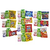 Gogo Squeez Organic & Honest Kid Juice in bundle, Healthy and Fun School Lunch Snack Care Packages for 2 School Weeks, Gift Basket, Sports Team practice, Road Trip, and More (10 Bundles)