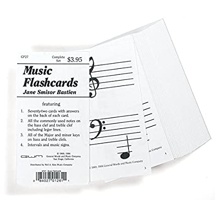picture relating to Printable Music Note Flashcards identify Flashcards: Total Tunes via Jane Bastien