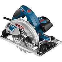 Bosch Professional handhållen cirkelsåg GKS 55+ G (1 200 W, med 1x sågklinga, insexnyckel, styrskena, dammsugaradapter…