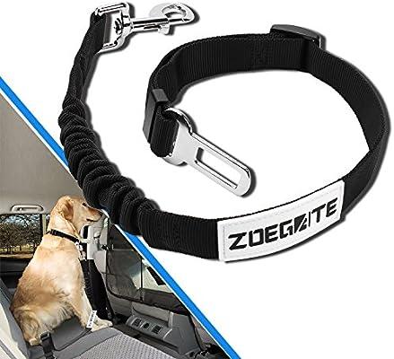 Zoegate cinturón de seguridad para perro, perro, gato, cinturón de ...