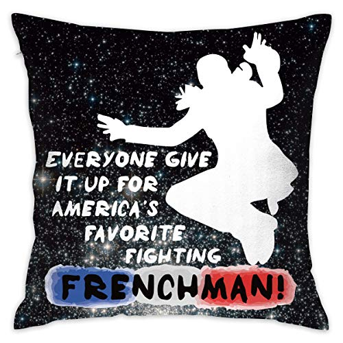 Cheny Lafayette! from Hamilton Musica Pillow Covers Home Decor Throw Pillow Covers Cushion Cover