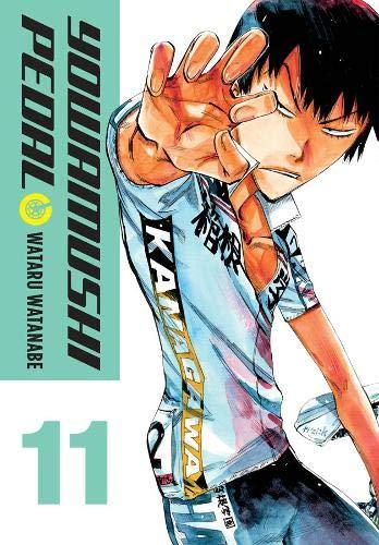 Juvenile Pedals - Yowamushi Pedal, Vol. 11