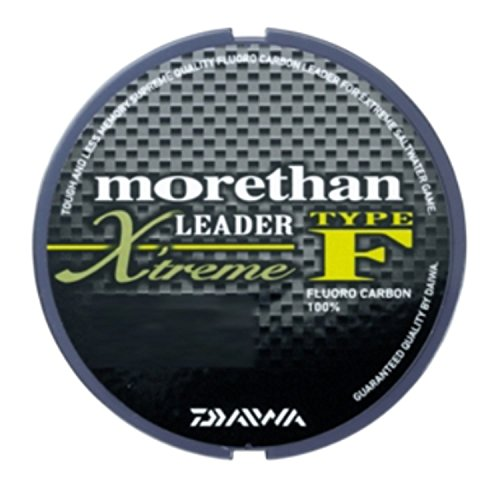 DAIWA morethan LEADER X'treme TYPE F 30lb 25m Review